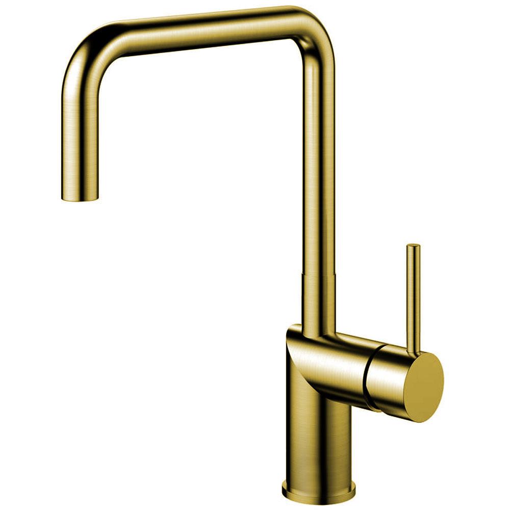 פליז/זהב כיור מטבח ברז - Nivito RH-340