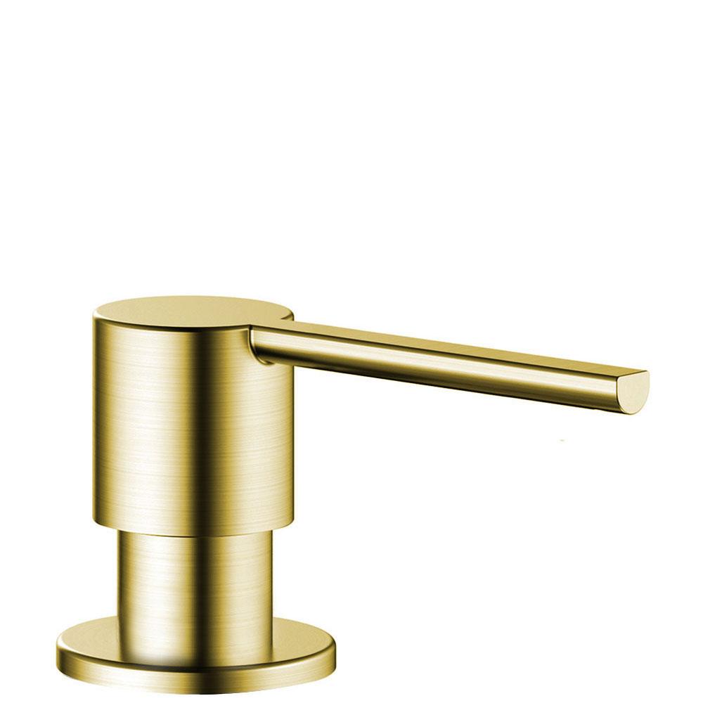 פליז/זהב מתקן לסבון - Nivito SR-BB