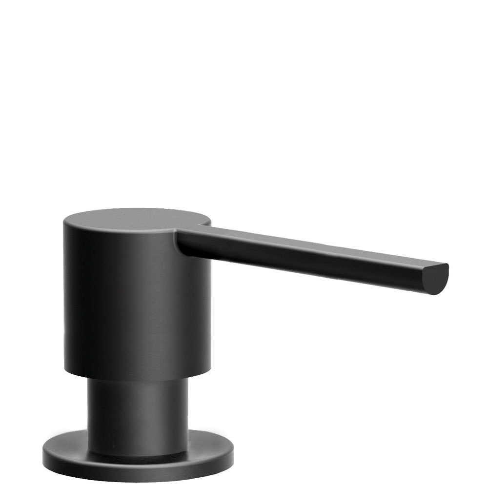 שחור מתקן לסבון - Nivito SR-BL
