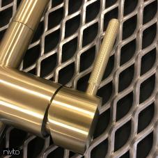 פליז/זהב ברז מטבח - Nivito 2-RH-340-IN
