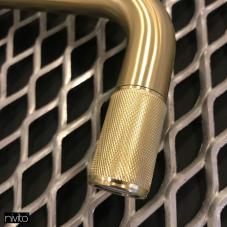 פליז/זהב ברז מטבח - Nivito 3-RH-340-IN