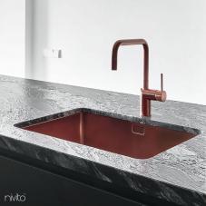 נחושת ברז מטבח - Nivito 1-RH-350