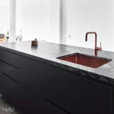 נחושת ברז מטבח - Nivito 2-RH-350