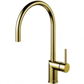 פליז/זהב ברז מטבח - Nivito RH-140