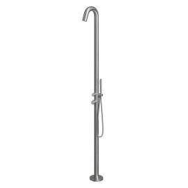 פלדת אל חלד מקלחת חיצונית - Nivito CR-2000