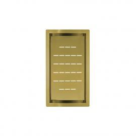 פליז/זהב קערת מסננת - Nivito CU-WB-240-BB