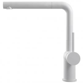 לבן ברז מטבח צינור נשלף - Nivito RH-630-EX