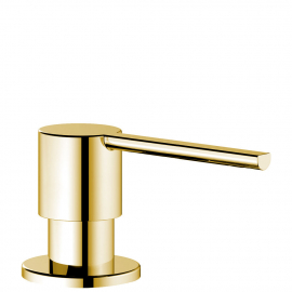 פליז/זהב משאבת סבון - Nivito SR-PB